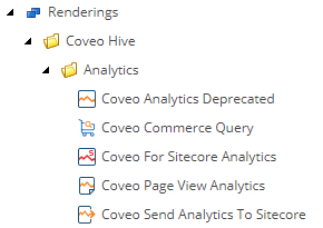Renderings List Analytics Section